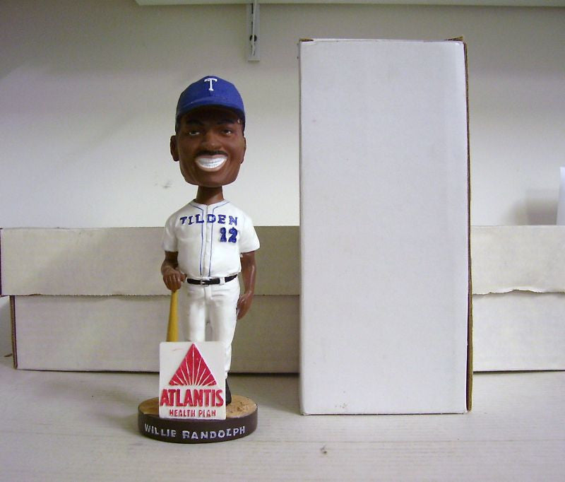 Willie Randolph Bobblehead - BobblesGalore