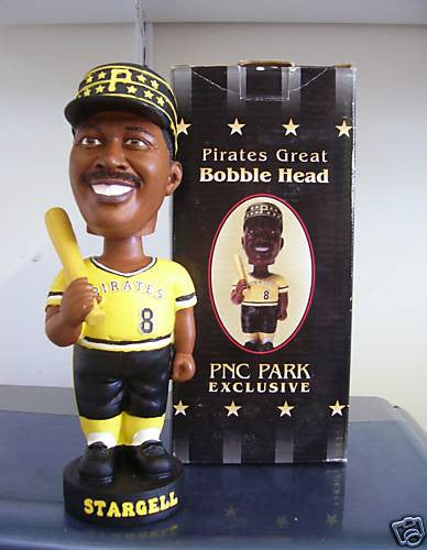 Willie Stargell Bobblehead - BobblesGalore