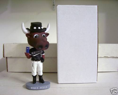 Wooly Bully the Mascot Bobblehead - BobblesGalore
