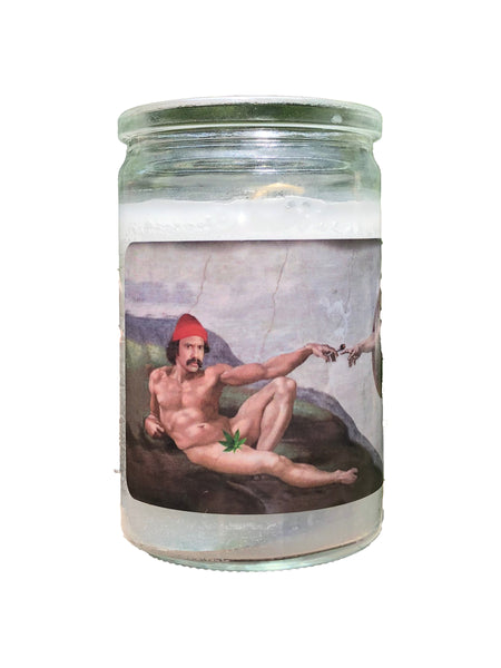 Cheech and Chong Mini Candle