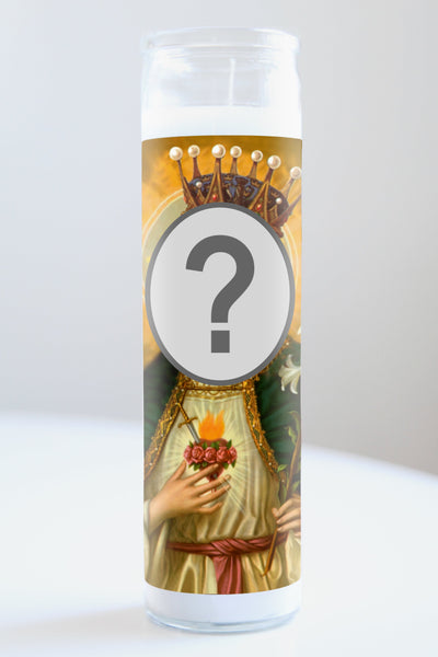 Your Custom Prayer Candle