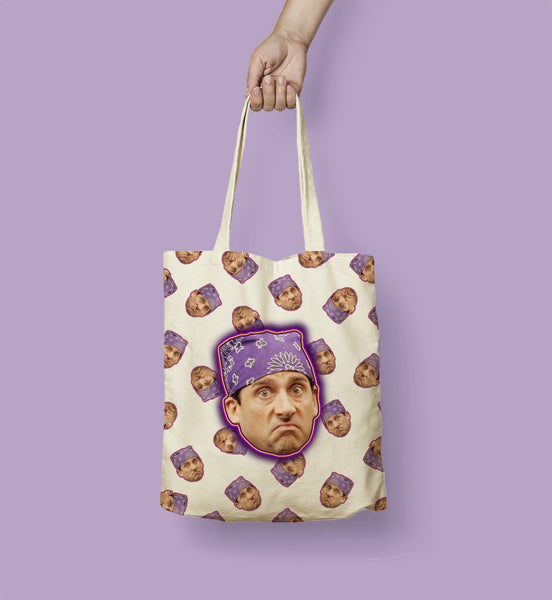 Prison Mike Tote Bag