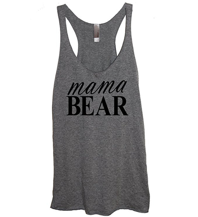 Mama Bear Tank - It's Your Day Clothing