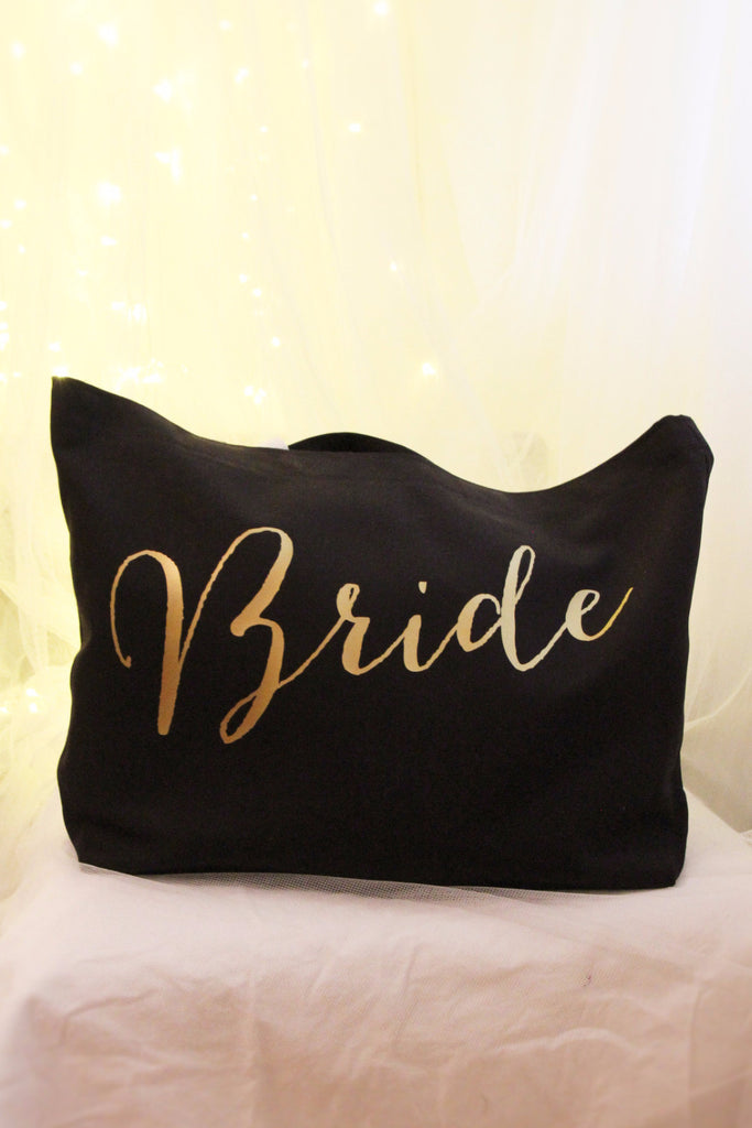 Bride Tote Bag - It's Your Day Clothing