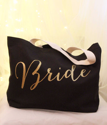 Rose Gold Bridal Party: Sister Of The Bride, Matron Of Honor, or Groomswoman
