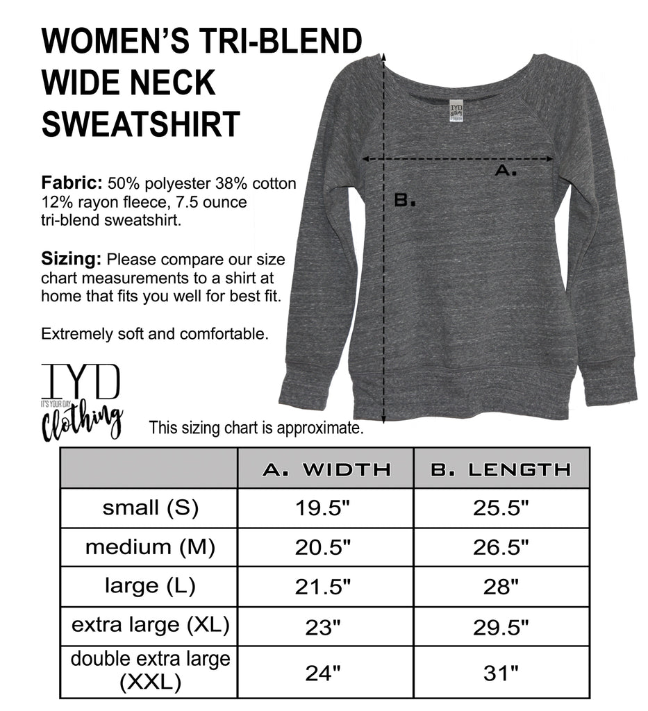 Grateful Sweatshirt - It's Your Day Clothing