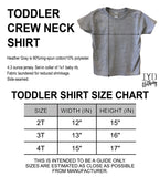 The Future Is Female Toddler Crew Neck Shirt - It's Your Day Clothing