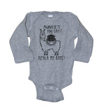 Auntie's You Say Alpaca My Bags Bodysuit - It's Your Day Clothing