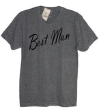 Best Man Shirt - It's Your Day Clothing