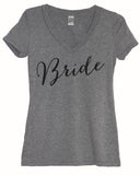 Bride or Bride Tribe Shirt - It's Your Day Clothing