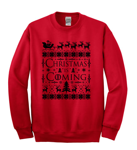 Mistletoe And Hot Cocoa Sweatshirt