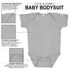 Made In Quarantine Baby Bodysuit