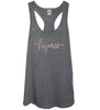 Rose Gold Feyonce Tank - It's Your Day Clothing