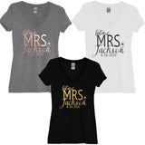 Custom Future Mrs. Shirt - It's Your Day Clothing