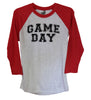 Game Day 3/4 Sleeve Raglan - It's Your Day Clothing