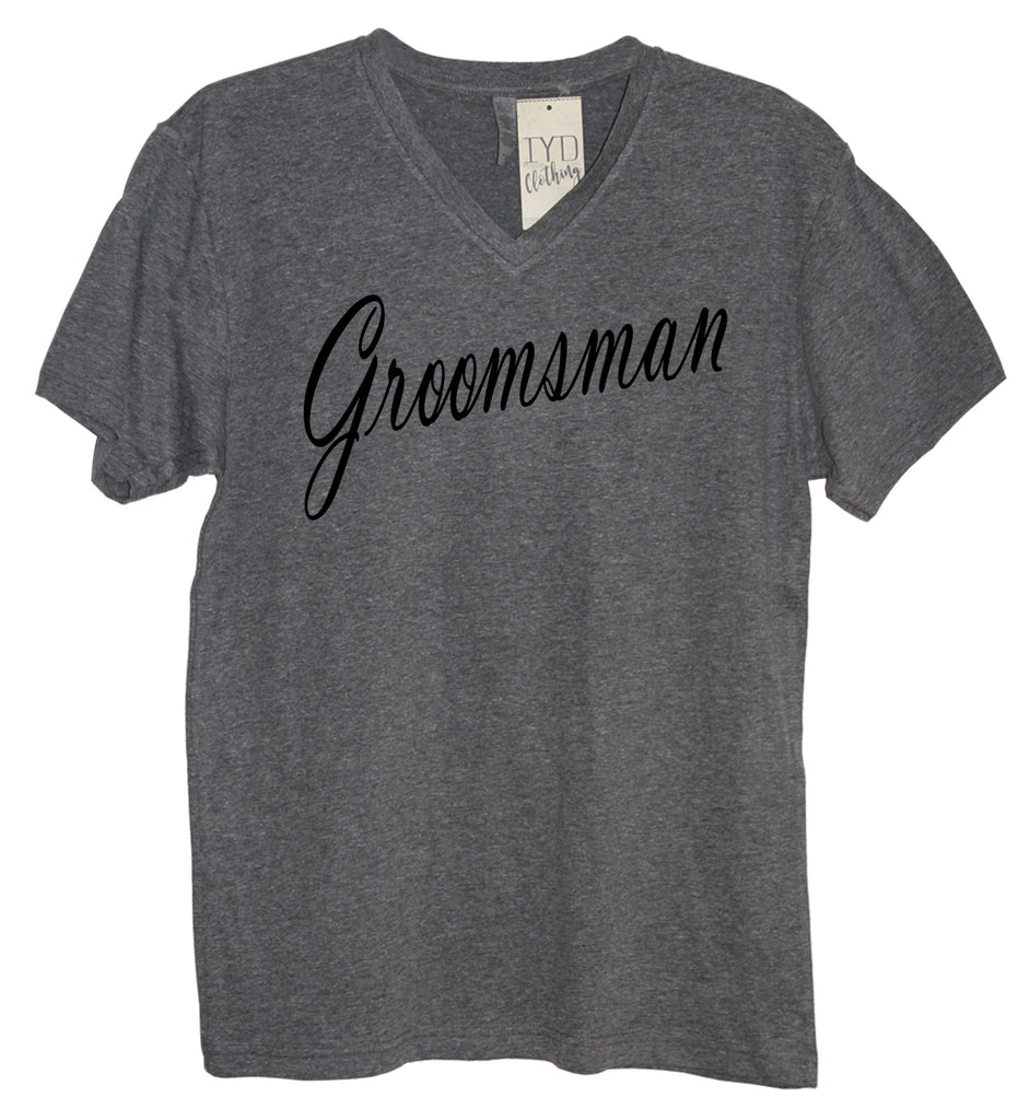 Groomsman Shirt - It's Your Day Clothing