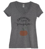 Growing A Little Pumpkin Shirt - It's Your Day Clothing