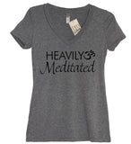 Heavily Meditated Shirt - It's Your Day Clothing