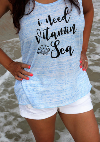 I need Vitamin Sea Tank - It's Your Day Clothing