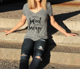 Kinda Sweet Kinda Savage Shirt - It's Your Day Clothing