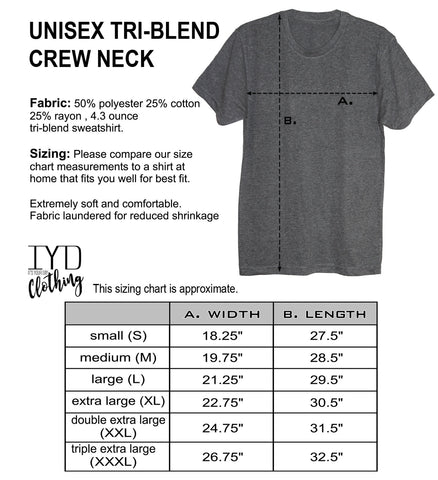 The Better Half Crew Neck Shirt - It's Your Day Clothing