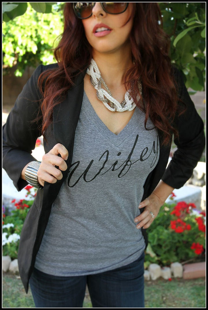 Wifey Shirt - It's Your Day Clothing