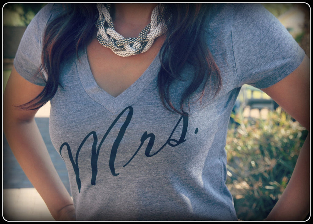 Mrs. Shirt - It's Your Day Clothing