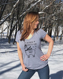 It's Cold Outside Alpaca My Scarf Shirt - It's Your Day Clothing