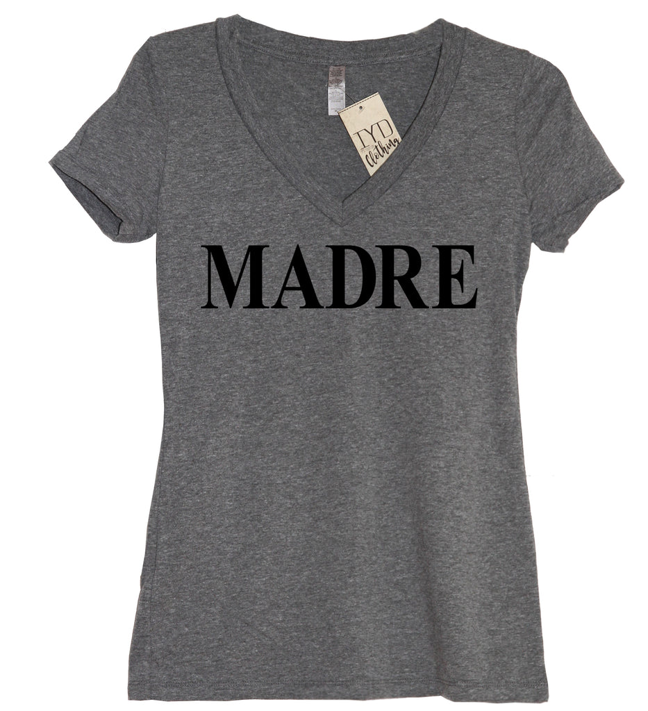 MADRE Shirt - It's Your Day Clothing