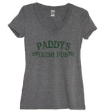 Paddy's Irish Pub Women's Shirt - It's Your Day Clothing