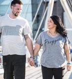 Preggers Scoop Neck Shirt - It's Your Day Clothing