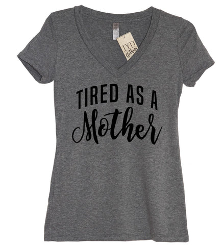 We're Hungry Maternity V Neck Shirt