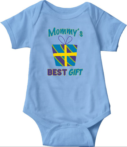 Baby Onsies, Mommy's Best Gift Pullover for Babies and Toddlers - 2cooldesigns