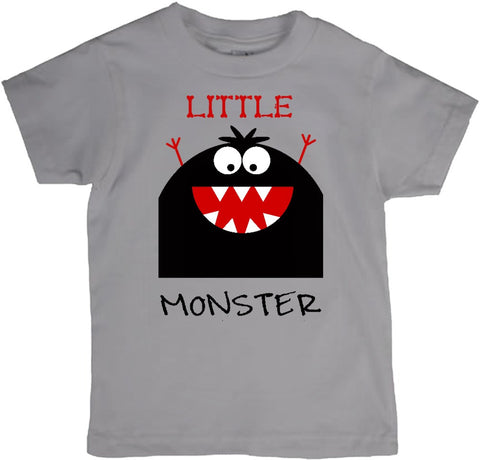Little Monster - Youth T Shirt - 2cooldesigns