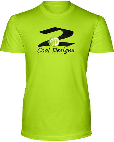 2CoolDesigns LOGO T-shirt - 2cooldesigns