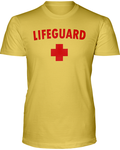 Lifeguard Tshirt, Gildan 2000 Crew Neck T-shirt - 2cooldesigns
