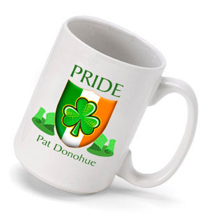 Irish Pride Coffee Mug - 2cooldesigns