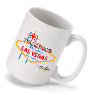 Vegas Coffee Mug - Groomsman - 2cooldesigns