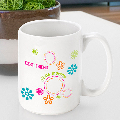 Groovy Coffee Mug - 2cooldesigns