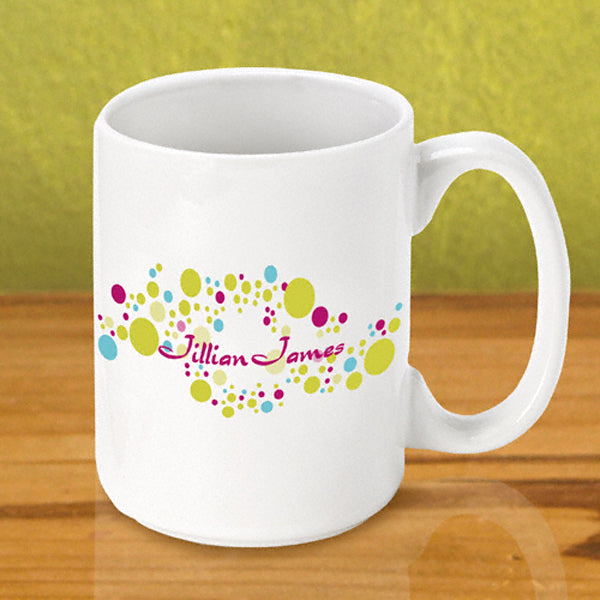 Gleeful Coffee Mug - Comet - 2cooldesigns