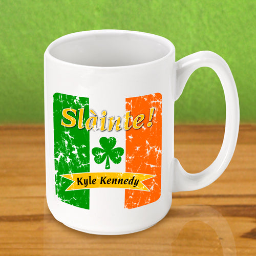 Irish Coffee Mug - Irish Pride - 2cooldesigns