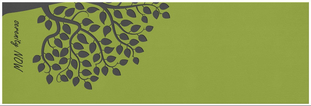 Serenity Now Yoga Mat - 2cooldesigns