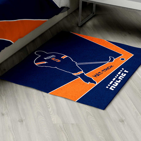 Hockey Area Rug - 2cooldesigns