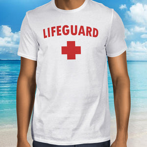 Lifeguard Tshirt, Gildan 2000 Crew Neck T-shirt