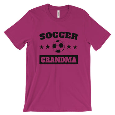 Soccer Grandma Unisex short sleeve t-shirt - 2cooldesigns