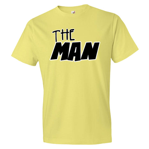 The Man Short sleeve t-shirt - 2cooldesigns