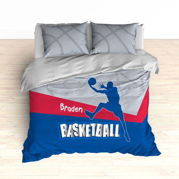 Custom Basketball Bedding - 2cooldesigns