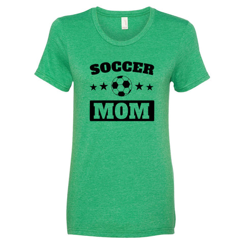 Soccer MOM Women's short sleeve t-shirt - 2cooldesigns