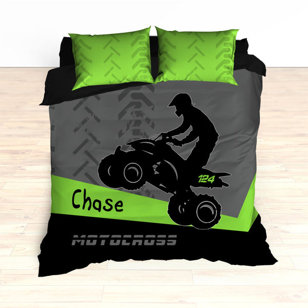 Quad Dirt Bike ATV Motocross Bedding