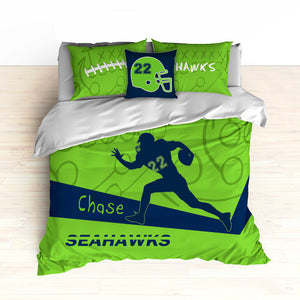 football bedding – 2cooldesigns